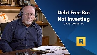 Debt Free But I'm Not Investing