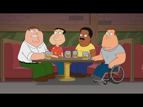 Family Guy Roasts Sean Hannity and Matthew Perry