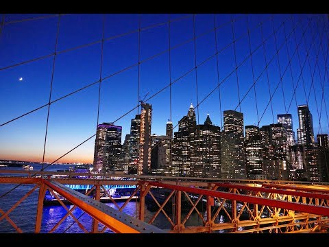 Brooklyn Bridge Day To Night Tour, New York City, Tourist Attractions Of NYC