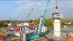 03/2020 ENERCON Schulungsbaustelle Emden