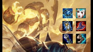 ❤ SUPPORT XERATH - LEAGUE OF LEGENDS FUNNY MOMENTS #1 (PEENOISE ALERT)