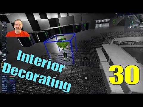 Lift Plays Empyrion S5E30 - Gardens and Living Quarters