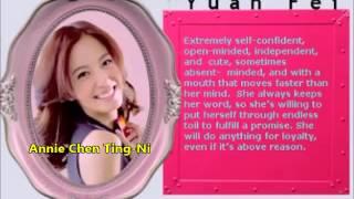 Annie Chen Ting Ni English subbed Taiwanese series Boysitter 俏摩女搶頭婚