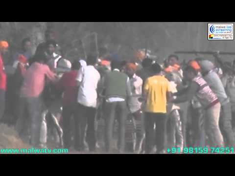 AASSI KALAN (Ludhiana) Bullock Cart Racing - 2014. Part 2nd.