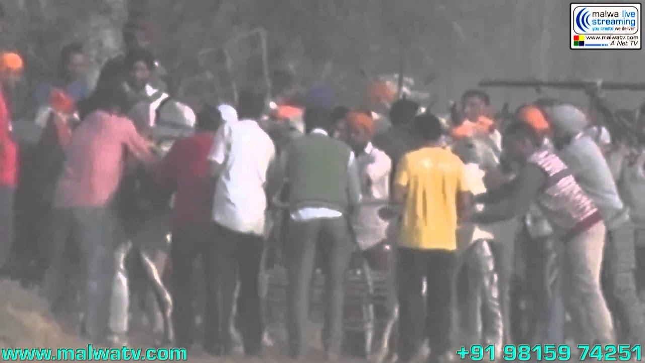 AASSI KALAN (Ludhiana) Bullock Cart Racing - 2014. Part 2nd.