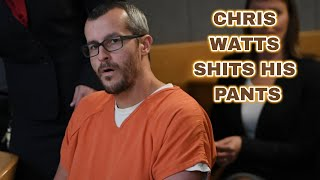 THE MINUTE CHRIS WATTS SHITS HIS PANTS || BUSTED || NEIGHBORS SURVEILLANCE VIDEO
