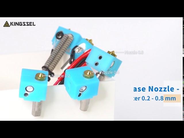KINGSSEL 3DPrinter 2020 Corporate Video.v3【KINGTEC TECHNICAL Co ,Ltd】