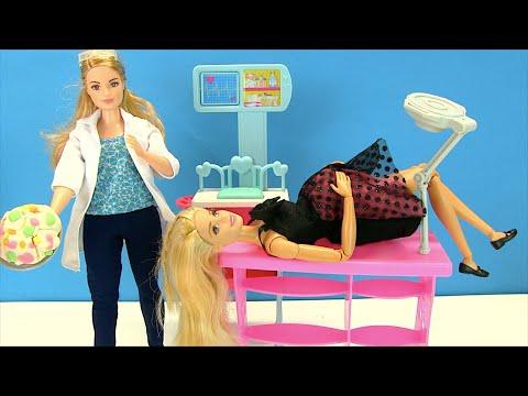 Что Случилось с Барби в Новогоднюю Ночь? Мультики для детей Куклы Игрушки Айкукла тв