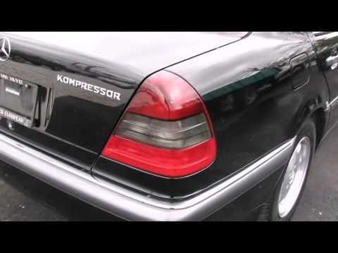 2000 Mercedes Benz C Class C230 Kompressor   YouTube