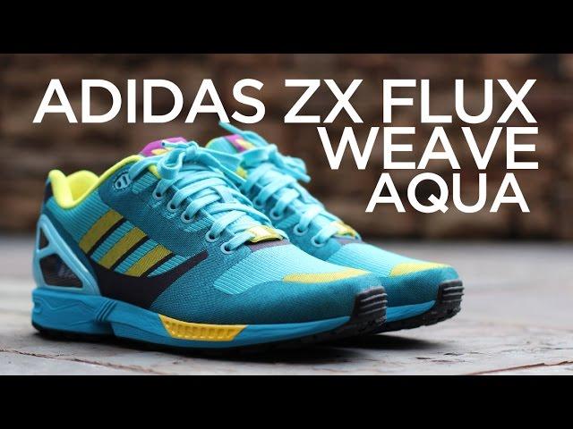 zx flux aqua