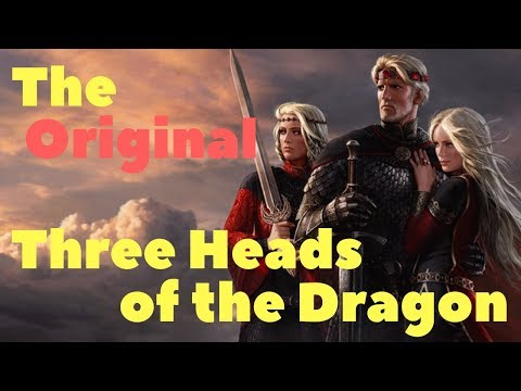 Aegon, Visenya and Rhaenys - Fire and Blood livestream with Ideas of Ice and Fire Mp3