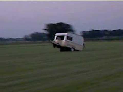 Caravan with Renault 1.4 turbo engine