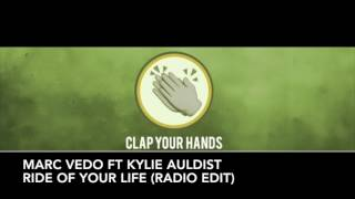 Marc Vedo ft. Kylie Auldist - Ride of your life (Radio Edit)