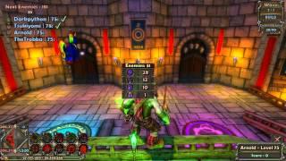 Dungeon Defenders Live Stream 03/23/12 - VOD