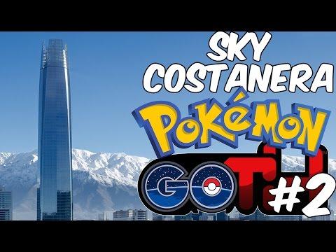 AL COSTANERA! Pokemon GO en Español - GOTH