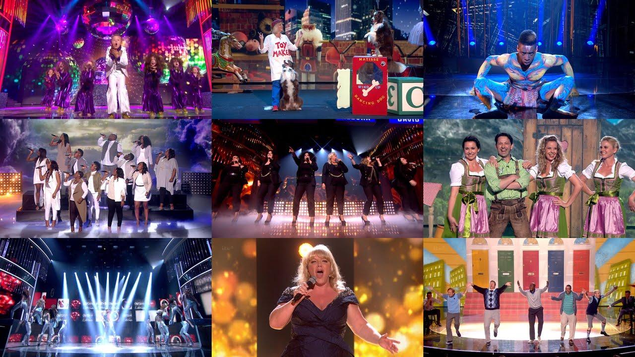 britains got talent season 9