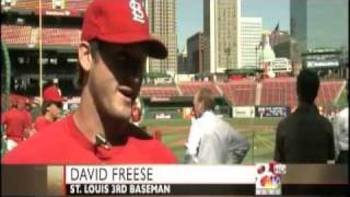 David Freese Strayed, But Not For Long