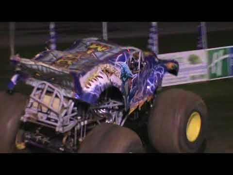 All American Monster Truck Tour - War Wizard (Freestyle Winner *Tie*)