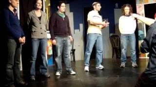 Improv Level 2 Class @ The Hideout Theater Austin