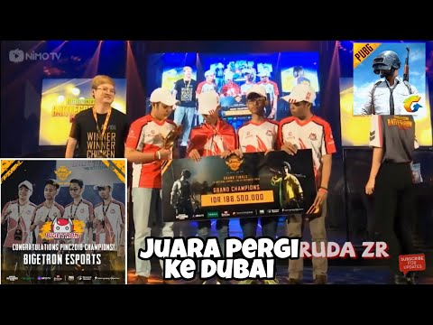 FULL GAMEPLAY GRAND FINAL DAY 2 MATCH 9 PINC PUBG MOBILE JAKARTA 2018