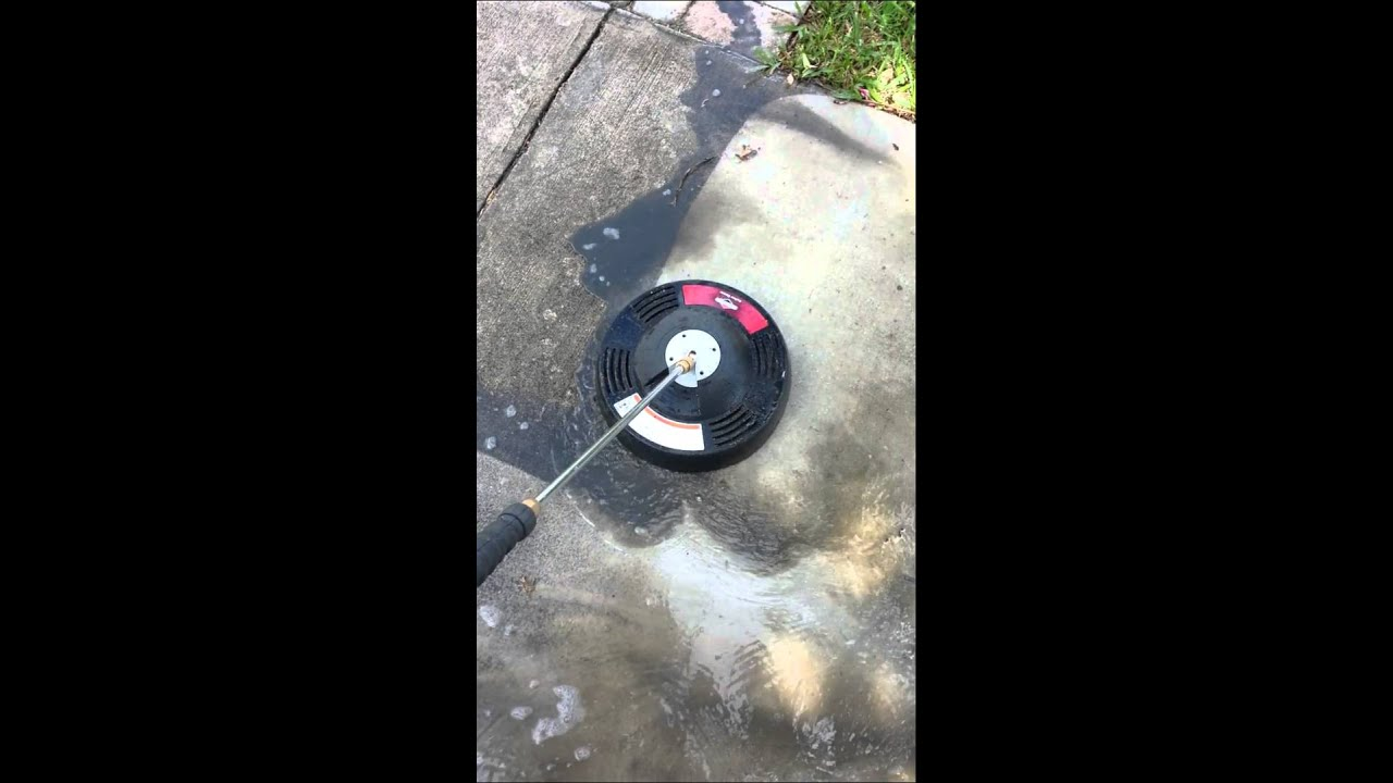 Briggs Amp Stratton 12 Quot Surface Pressure Cleaner Model 6178