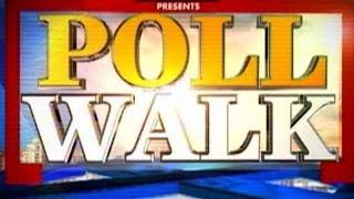 Poll Walk with AAP's Meera Sanyal