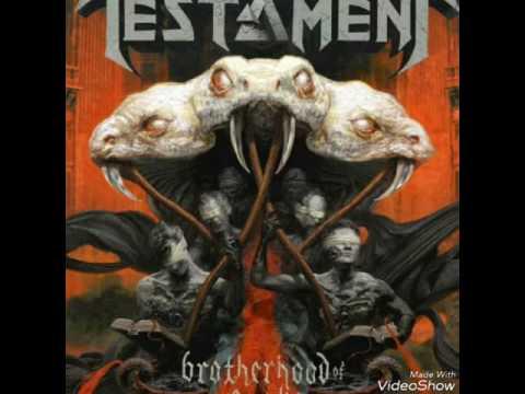 """Testament.-""""The Number Game"""" (Subtítulos en Español)"""