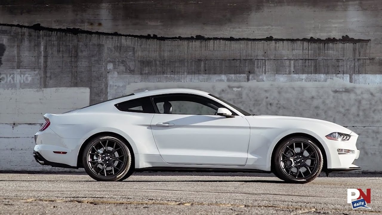 The mustang hybrid is official
