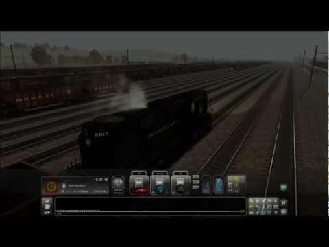 Train Simulator 2013 - Alco RS11 PRR 8617