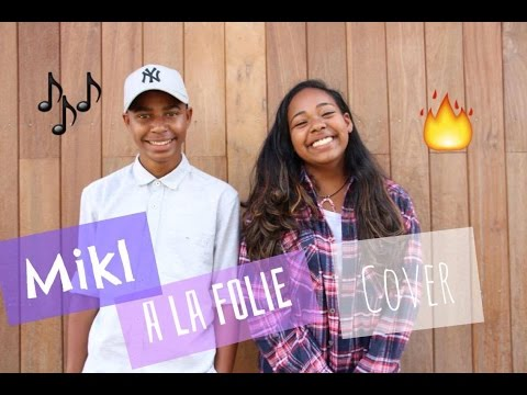MIKL A LA FOLIE COVER
