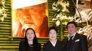 勝新太郎さん『17回忌』 渡哲也、高倉健ら約350人が参列 1997年6月に下...