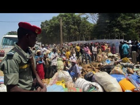 Breaking News! Calabar-based Church Donates Relief Materials to Cameroonian Refugees!