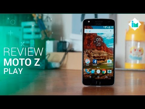 Motorola Moto Z Play - Review en español