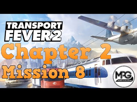 Transport Fever 2 | Chapter 2 Mission 8 Roaring Twenties