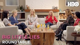 Big Little Roundtable (Part 2) | HBO