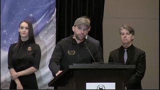 BILLY JOE SAUNDERS v DAVID LEMIEUX - OFFICIAL PRESS CONFERENCE FROM CANADA W/ FRANK WARREN