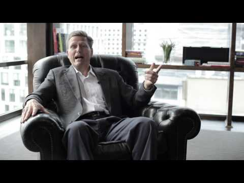 David Baldacci talks about his experience in a secret government agency