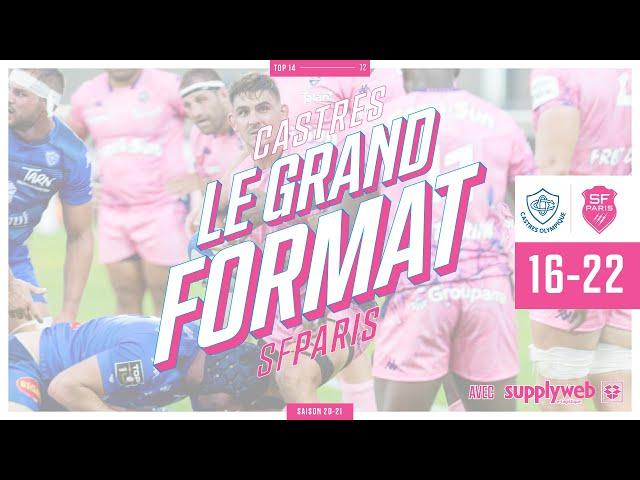 J2 - Le Grand Format de Castres / Paris
