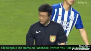 Jacob Mulenga's goal Vs Zhejiang Yiteng