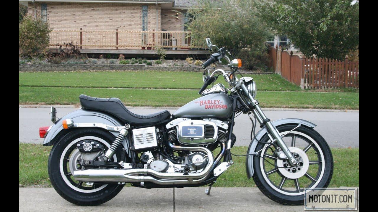 1981 AMF Harley Davidson FXE 80 Superglide Shovelhead for sale
