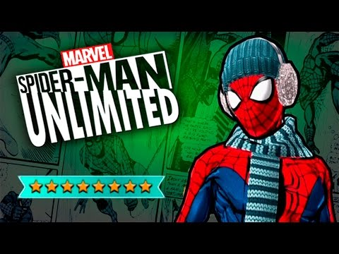 Играю Spider-Man Unlimited