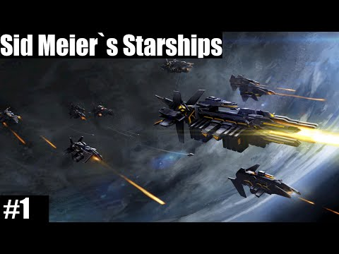 Let`s Play Sid Meier's Starships Gameplay Part 1