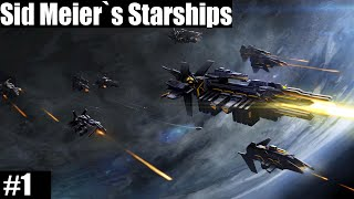 Let`s Play Sid Meier's Starships Gameplay Part 1