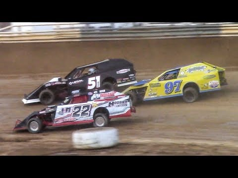 Modified Heat Seven | Tyler County Speedway | 6-30-18