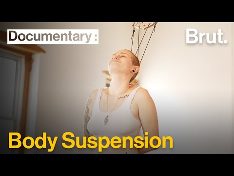 Inside the Extreme World of Body Suspension