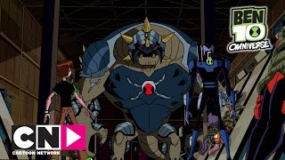 Przemytnik | Ben 10 Omniverse | Cartoon Network
