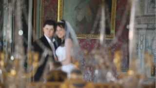 Свадебный фильма на Mark, съемка свадебного клипа.