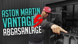 JP Performance - Aston Martin Vantage S | Abgasanlage