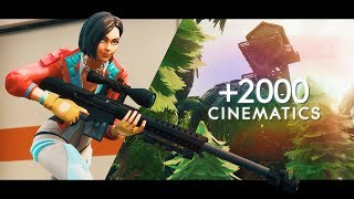 Ultimate FREE Fortnite Cinematic Pack - Actualización de la temporada 9 (+2000 Cinematics GRATIS)