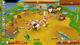 Download Farm Frenzy 2 Unlimited Money Mod Apk